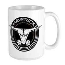 Maverick Head Mug
