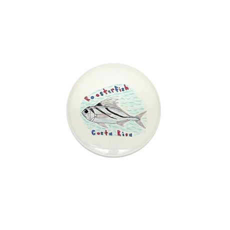 Roosterfish Mini Button