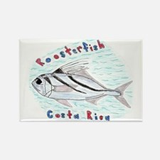 Roosterfish Rectangle Magnet