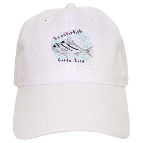 Roosterfish Cap