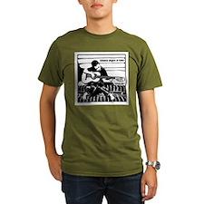 Salmos 100:1 T-Shirt