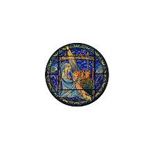 Nativity window Mini Button (10 pack)
