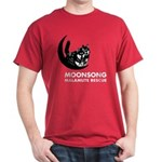 Moonsong Malamute Rescue Dark T-Shirt