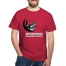 Moonsong Malamute Rescue T-Shirt