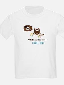 big sister to be shirts owl T-Shirt