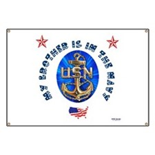Navy Brother Banner
