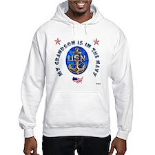 Navy Grandson Hoodie