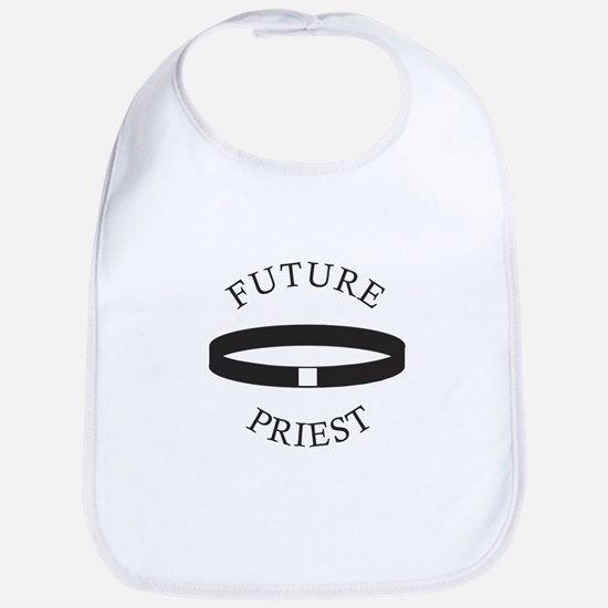 Future Priest Bib