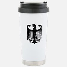 German Eagle Stainless Steel Travel Mug
