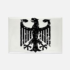 German Eagle Rectangle Magnet