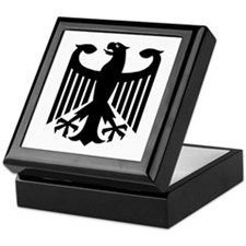 German Eagle Keepsake Box