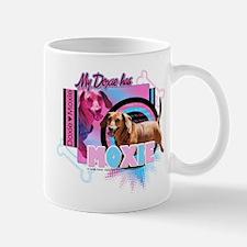 My Doxie Has Moxie Mug