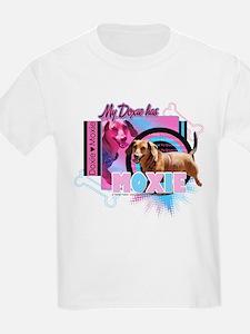 My Doxie Has Moxie T-Shirt