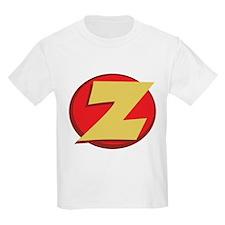 """SuperHero Letter """"Z"""" T-Shirt"""