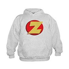 """SuperHero Letter """"Z"""" Hoodie"""