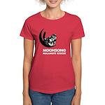 Moonsong Malamute Rescue Women's Dark T-Shirt