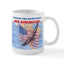 BUY AMERICAN! Mug