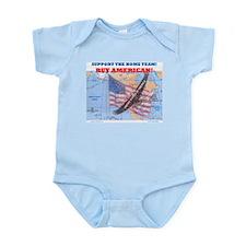 BUY AMERICAN! Infant Bodysuit