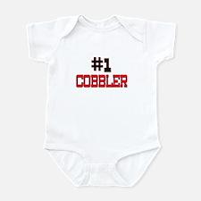 Number 1 COBBLER Infant Bodysuit
