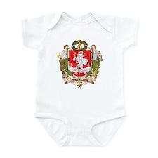Vilnius Coat Of Arms Infant Bodysuit