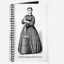 Churnin' Love Journal