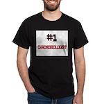 Number 1 CHRONOBIOLOGIST Dark T-Shirt