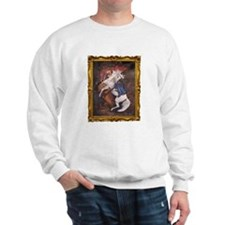 Unique Horse painting Sweatshirt
