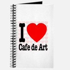 I Love Cafe de Art Journal