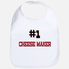 Number 1 CHEESE MAKER Bib