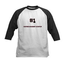 Number 1 CHARTERED MANAGEMENT ACCOUNTANT Tee