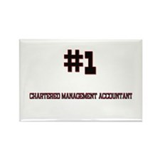 Number 1 CHARTERED MANAGEMENT ACCOUNTANT Rectangle