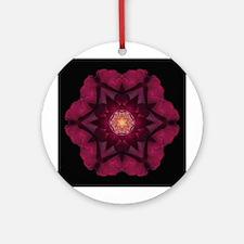Beach Rose I Ornament (Round)