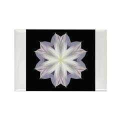 Clematis I Rectangle Magnet