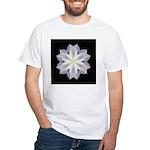 Clematis I White T-Shirt