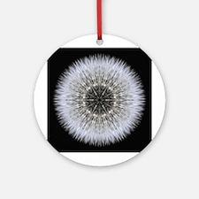 Dandelion Head I Ornament (Round)