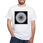 Dandelion Head I White T-Shirt
