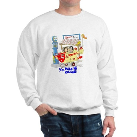 HALF MILE HI CLUB Sweatshirt