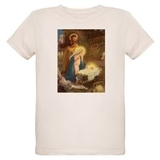 Vintage Christmas Nativity T-Shirt