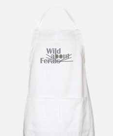 Wild about Feral Cats BBQ Apron