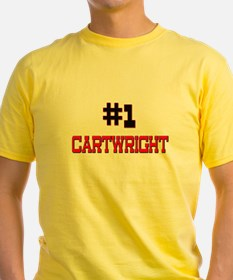 Number 1 CARTWRIGHT T