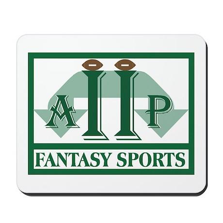 League Logo Mousepad