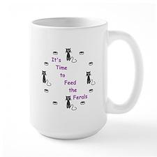 Feral Time Mug