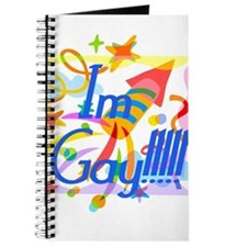 I'm Gay!!! Journal