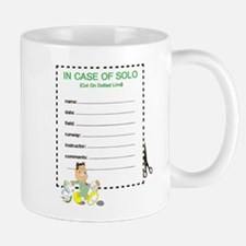 SOLO CERTIFICATE ? MIL Mug