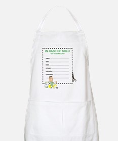 SOLO CERTIFICATE ? MIL BBQ Apron