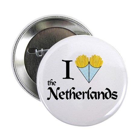 "I Love NL 2.25"" Button"