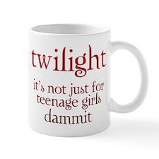 twilight, Not Just for Teenag Small Mug