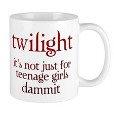 twilight, Not Just for Teenag Small Mugs