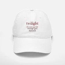 twilight, Not Just for Teenag Baseball Baseball Cap