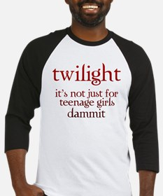 twilight, Not Just for Teenag Baseball Jersey
